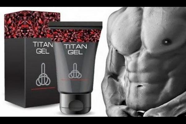 titan gel chinh hang nhập khẩu từ Nga