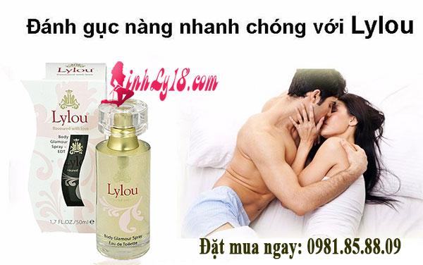 Những cách sử dụng nước hoa kích dục nữ hiệu quả