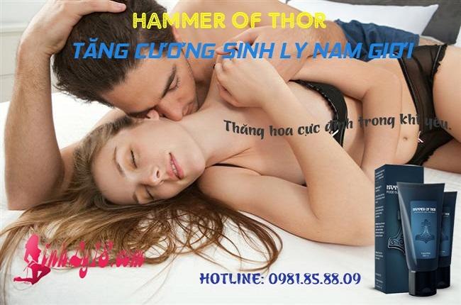 Cách sử dụng giọt dưỡng chất hammer of thor