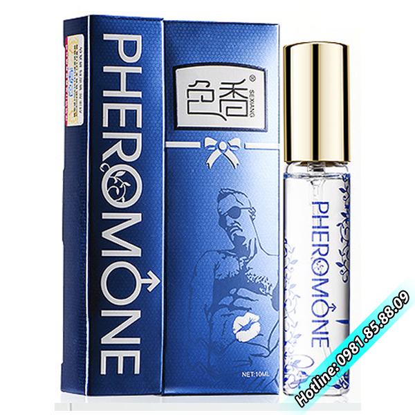 Nước hoa kích dục nữ Pheromone không mùi