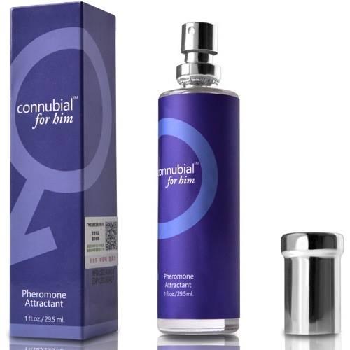 Hình sản phẩm nước hoa kích dục nữ Connubial For Him